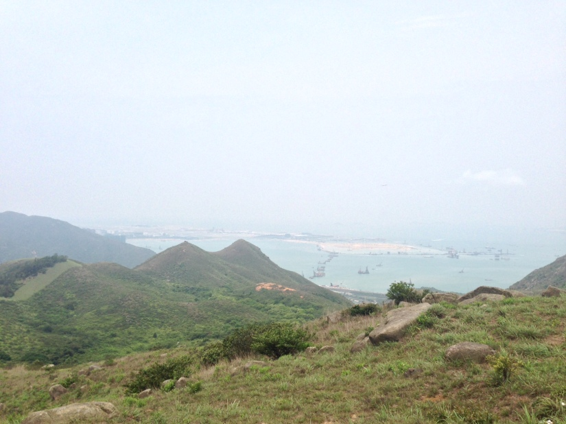 Tung Chung to Discovery Bay hike 6