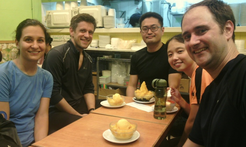 Wan Chai Gap to Aberdeen Night Hike 5