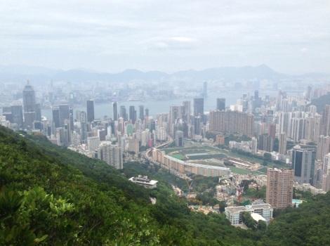 Wan Chai loop 5 Happy Valley