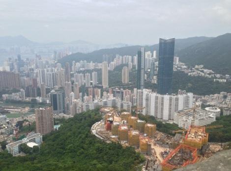 Wan Chai loop 6 Happy Valley