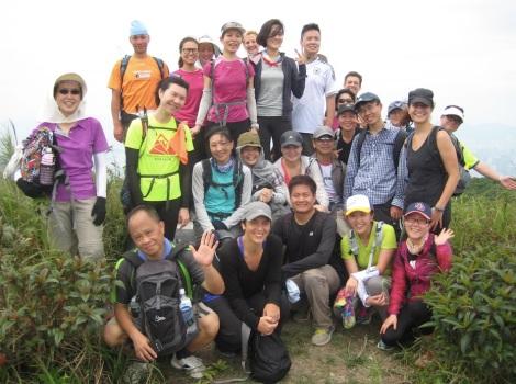 Wan Chai loop 7 Mount Cameron