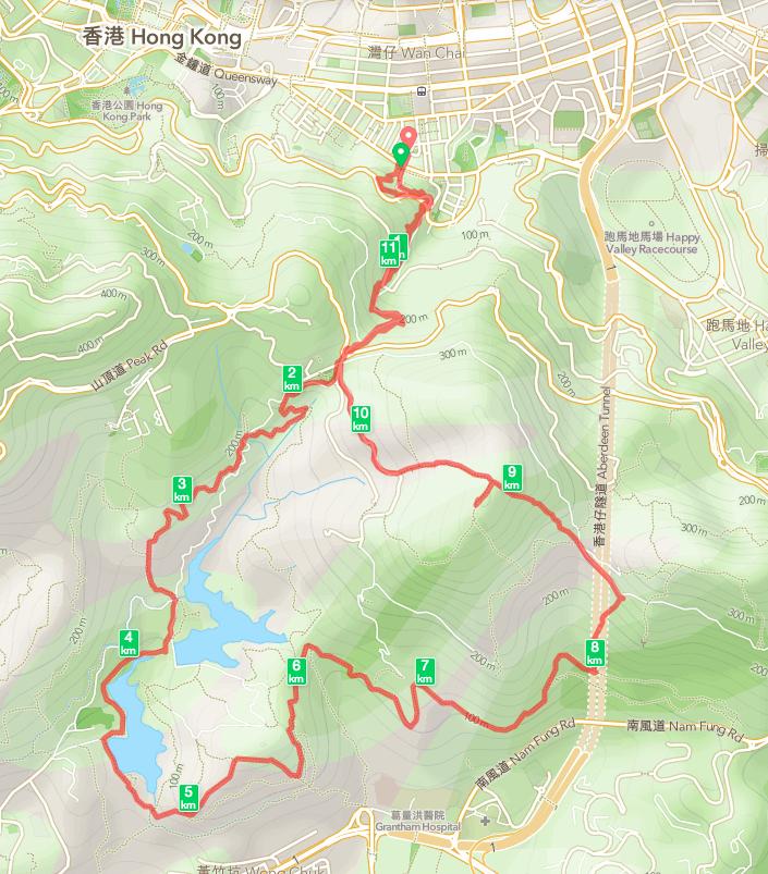 Wan Chai loop