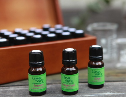 Ling-Yee aromatherapy 4 products