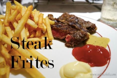 Salt Chili 1 Steak Frites