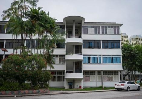 Tiong Bahru Singapore 9