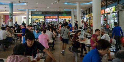 Tiong Bahru Singapore Foodcourt 2