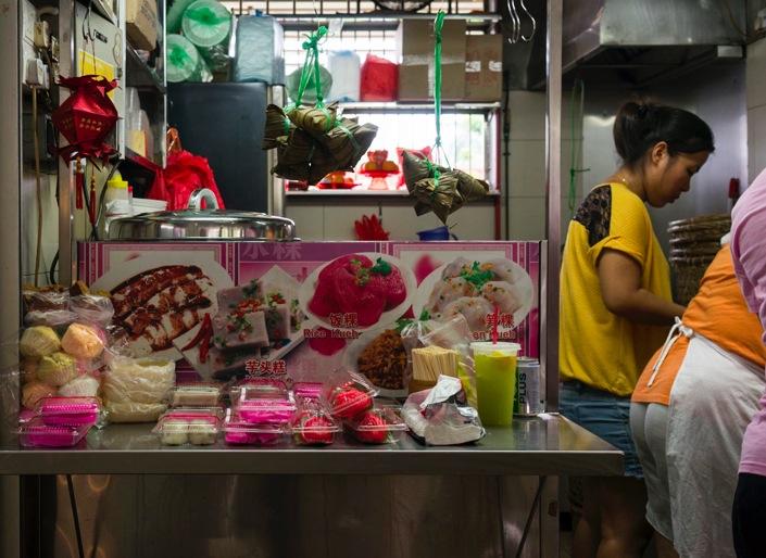 Tiong Bahru Singapore Foodcourt 3