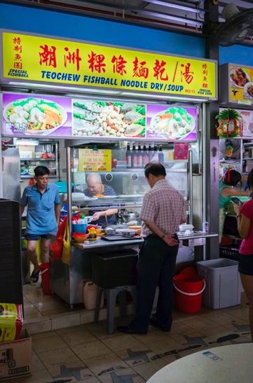 Tiong Bahru Singapore Foodcourt 4