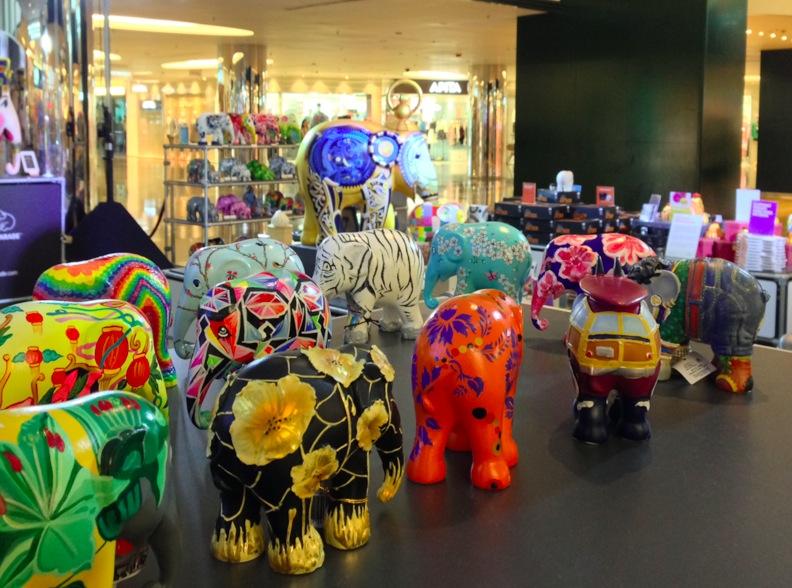 Elephant Parade Cityplaza 1