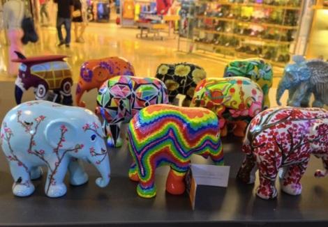 Elephant Parade Cityplaza 2