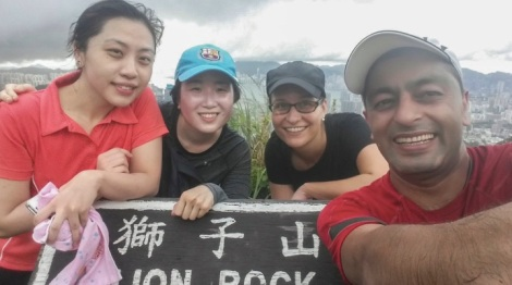Lion Rock Hike 6