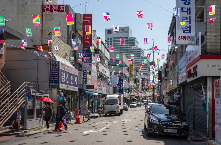 Daegu 4 Shopping