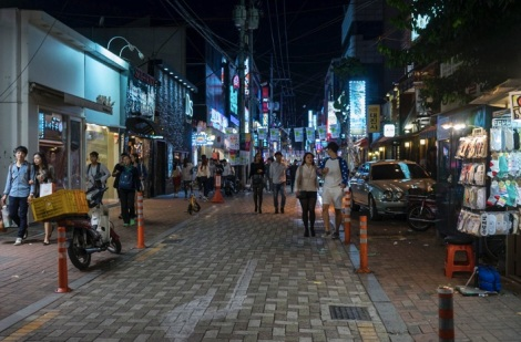 Daegu 6 Nightlife