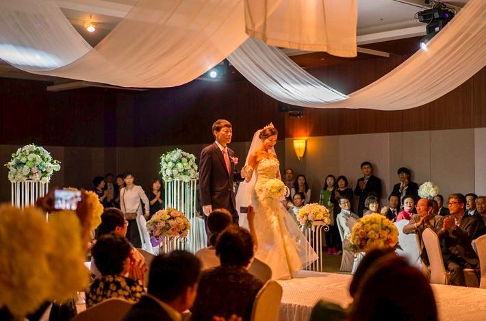 Daegu Minju And Piotr Wedding 1