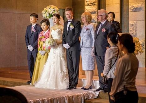 Daegu Minju and Piotr Wedding 3