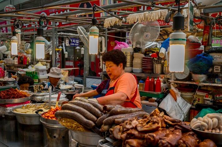 Gwangjang Seoul Food 2014-1