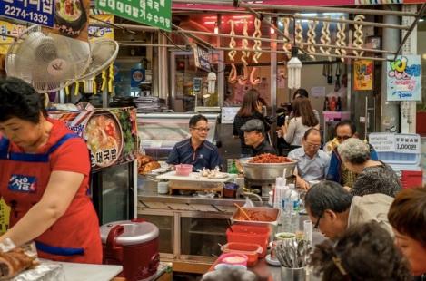 Gwangjang Seoul Food 2014-2