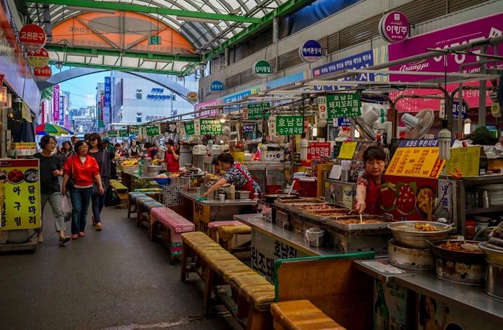 Gwangjang Seoul Food 2014-3