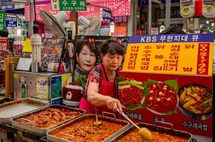 Gwangjang Seoul Food 2014-4