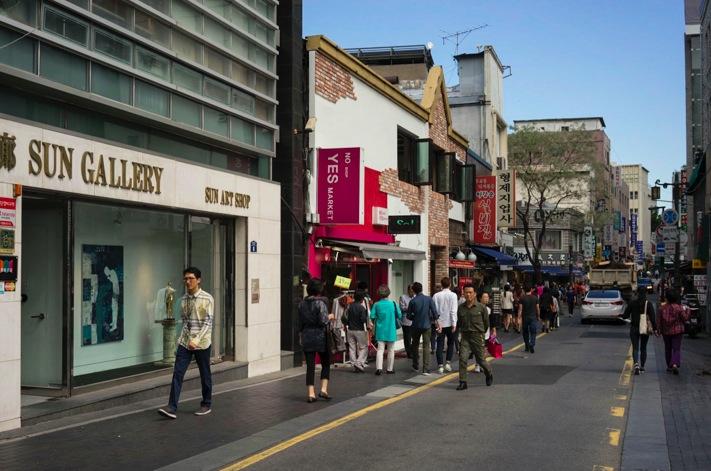 Insadong Seoul 2014-1