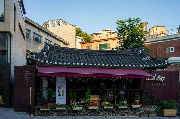 Samcheong-dong Seoul 2014-5