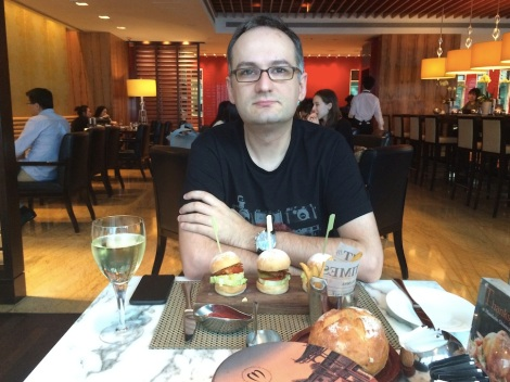 M Cafe Mandarin Oriental Hong Kong Nov 2014-2