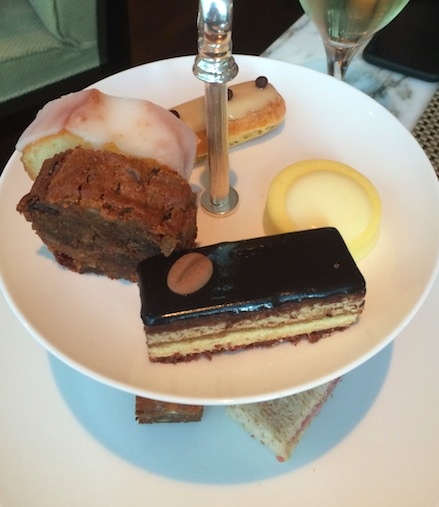 M Cafe Mandarin Oriental Hong Kong Nov 2014-7 Afternoon Tea