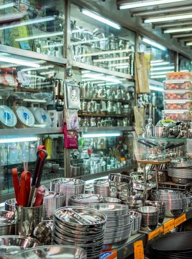 Shanghai Street Yau Ma Tei Kitchenware 1