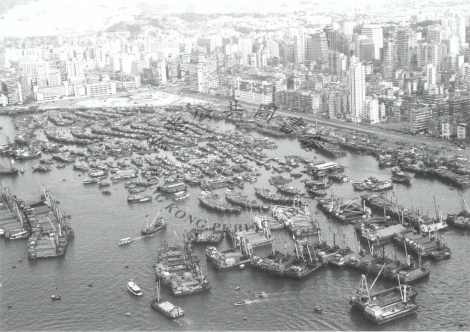 Yau Ma Tei typhoon shelter from Urbanphoto