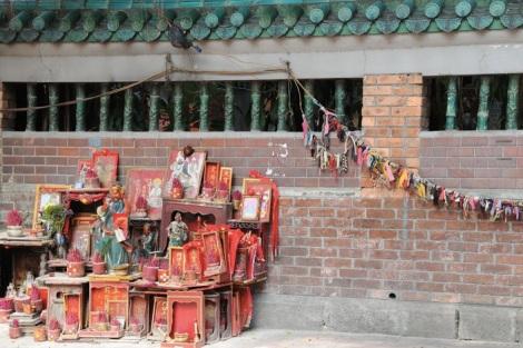 Yau Ma Tei Walk - 10 Tin Hau Temple