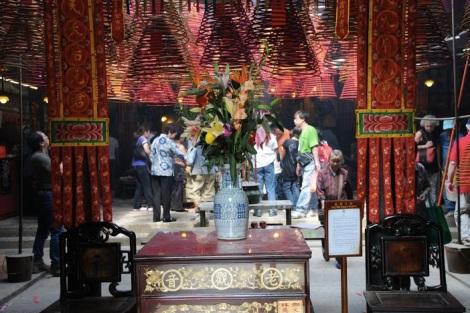 Yau Ma Tei Walk - 9 Tin Hau Temple