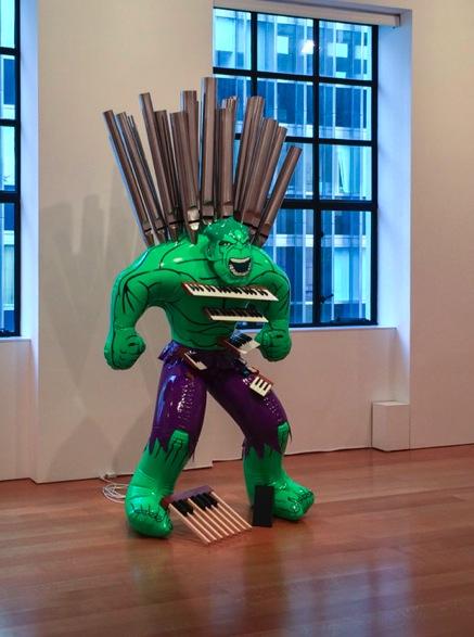 Gagosian Gallery Hong Kong Jeff Koons 2