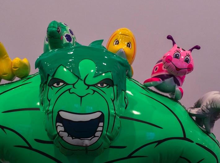 Gagosian Gallery Hong Kong Jeff Koons 4