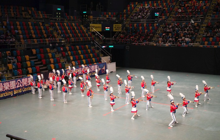 Marching Band Contest Hong Kong 2014-2
