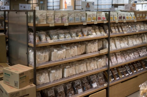 Muji Causeway Bay Food Section 2
