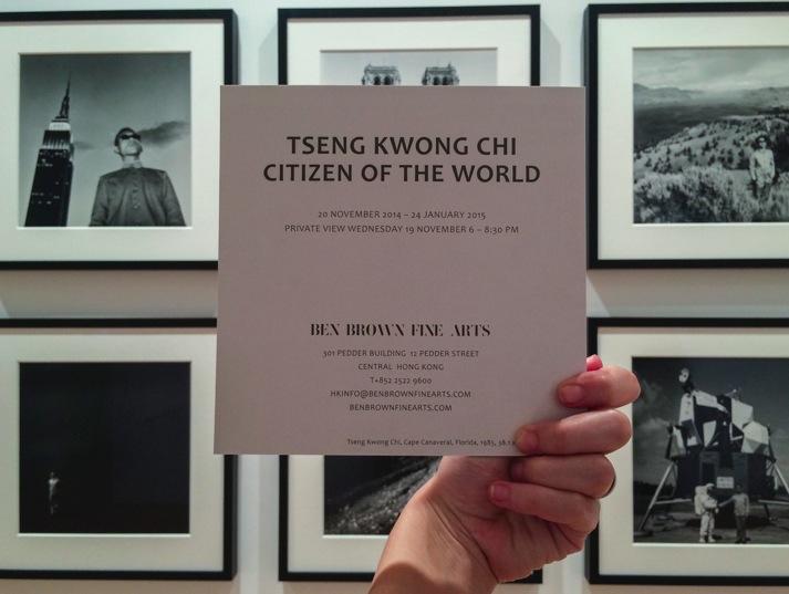 Tseng Kwong Chi Exhibition 2014 Hong Kong 2
