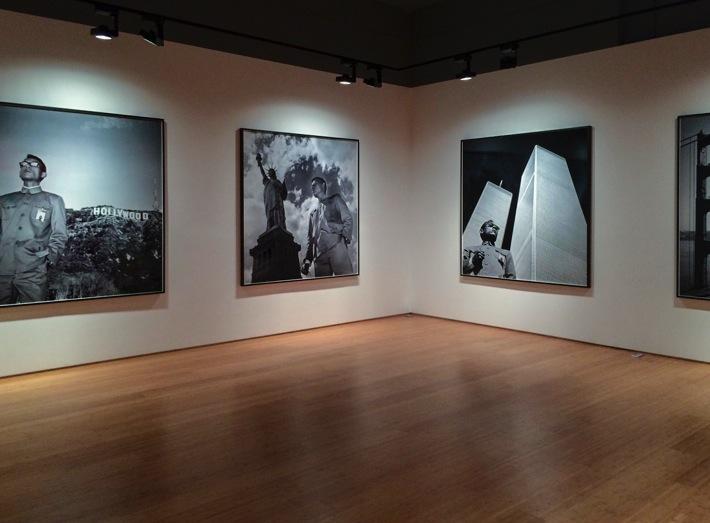 Tseng Kwong Chi Exhibition 2014 Hong Kong 3