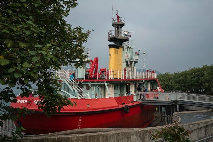 Fireboat Alexander Grantham 1