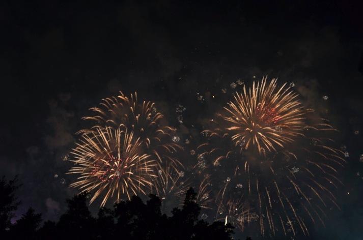 Hong Kong NYE fireworks 2014-3