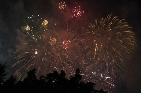 Hong Kong NYE fireworks 2014-4