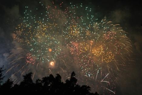 Hong Kong NYE fireworks 2014-5
