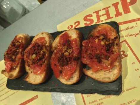 22 Ships - Tomato Bread