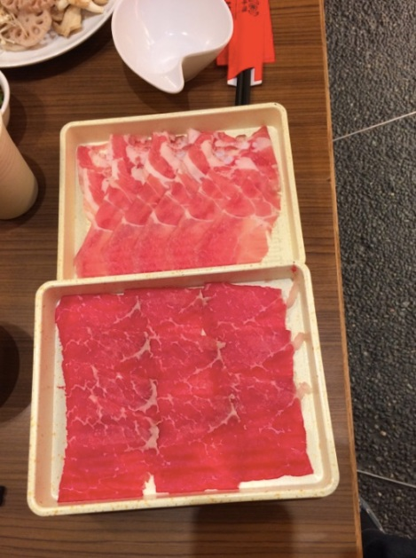 GyuJin Hot Pot iSquare Kowloon 2