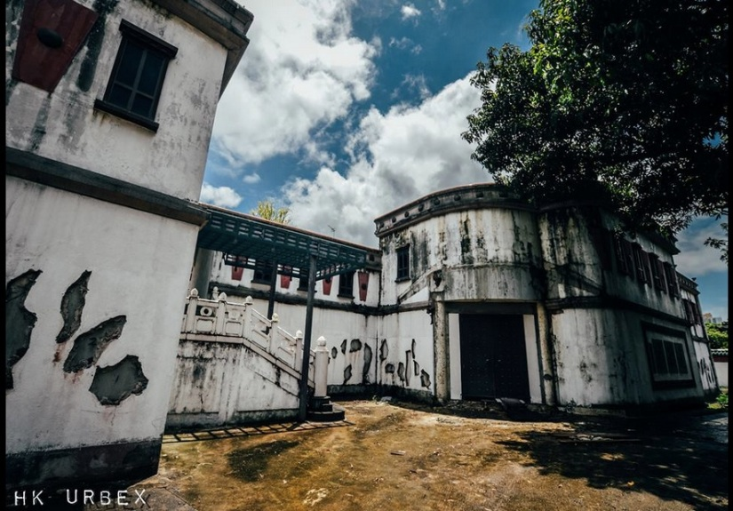 HK URBEX Mansion