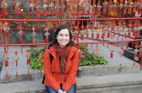 Ruth in Macau