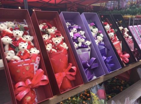 Victoria Lunar Flower Market 2015-5 Valentine's Day