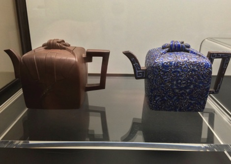 Vitasoy exhibition at Flagstaff House Museum of Tea Ware Hong Kong 2015-10