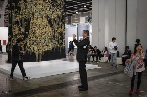 Art Basel in Hong Kong 2015-1
