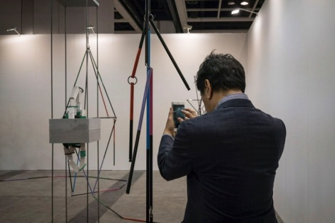 Art Basel in Hong Kong 2015-10