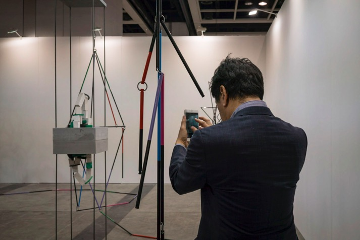Art Basel in Hong Kong 2015-10